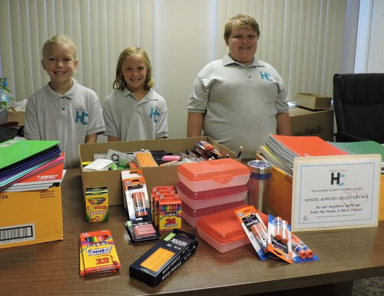 HCCC helps children in Clendenin, WV