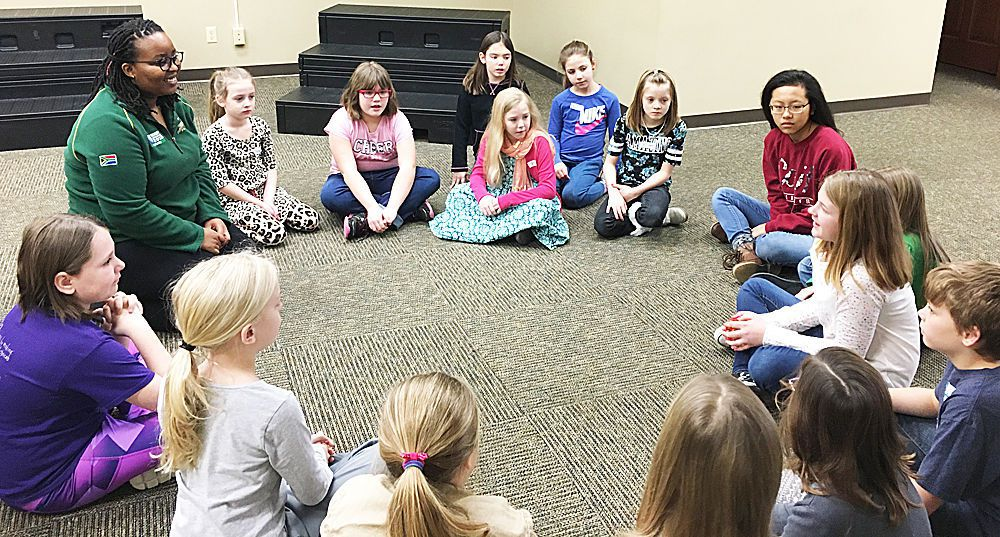 HCCC holds first theatre workshop