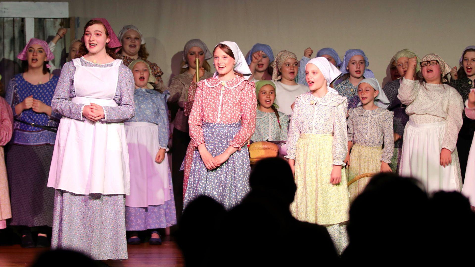Hocking County Children's Chorus Matchmaker