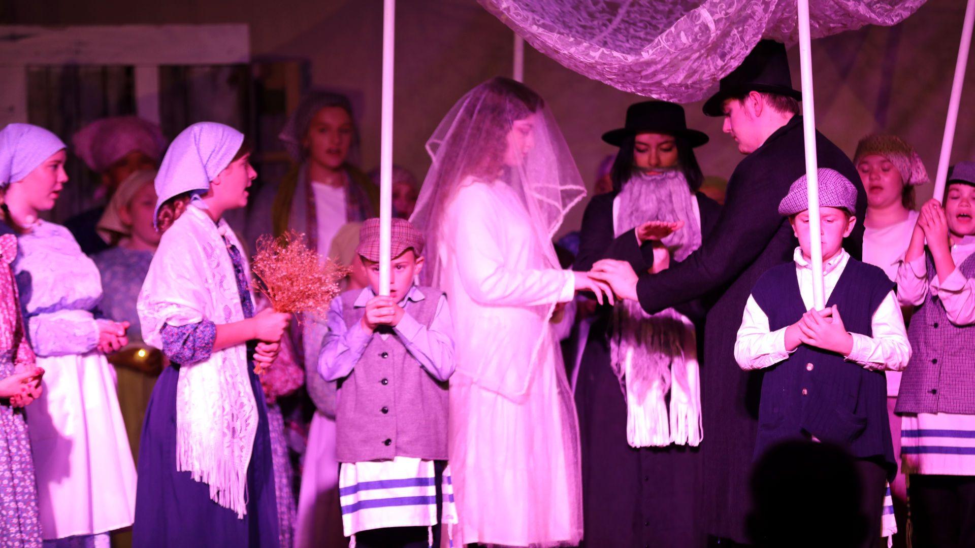 Hocking County Children's Chorus Wedding