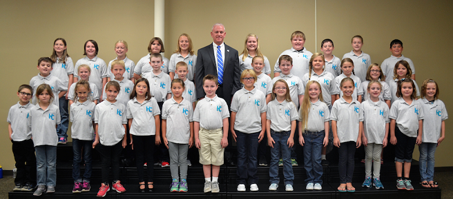 Hocking County Children's Chorus finds a new location to call home